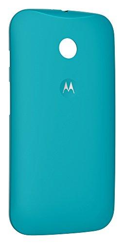 Motorola Schutzhülle für Moto E türkis Motorola Battery Door