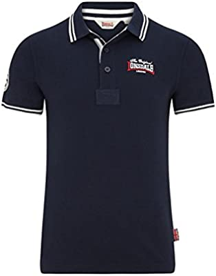 Lonsdale Mens Polo Shirt Belvedere