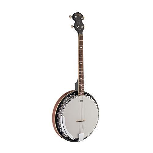 Stagg BJM30 4DL Exklusives Bluegrass Banjo mit