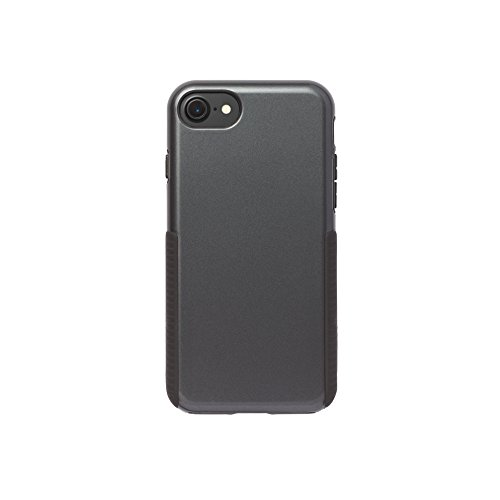 AmazonBasics Dual-Layer Mobile Case for Apple iPhone 7 (Grey)
