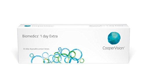 Cooper Vision Biomedics 1 Day Extra, 30 Stück / BC