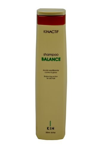 Kin Cosmetics Kinactif Balance Shampoo 8.5oz (250ml) Oily Hair by kin cosmetics