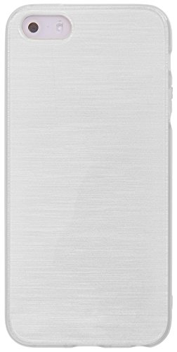 Preisvergleich Produktbild TPU Silikon Handy Back Case Cover Schale weiss für Apple Iphone 6 / 6s Tasche Cover Schutz Hülle Bumper weiß