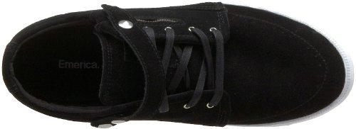 Emerica THE SZA, Sneaker unisex adulto (Black/White/Gum)