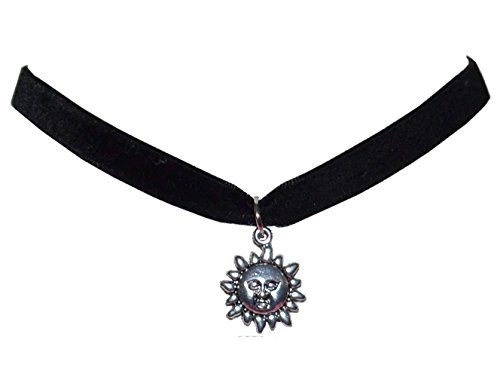 Bell Steel Co (Cosplay Lolita Bell Choker Cat Gothic Collar Anime Fancy Necklace Choker Pendants (5))