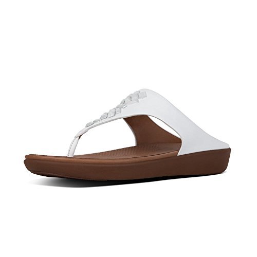 Fitflop Banda II Crystal Toe Thong Sandals
