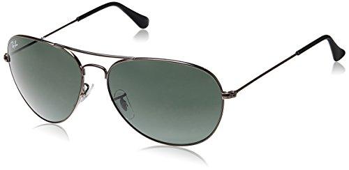 Ray-Ban Aviator Sunglasses (Black) (RB3432 00459)