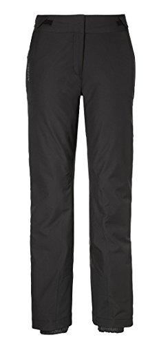 Schöffel Damen Ski Pants Pinzgau Skihose, Schwarz-Schwarz, Medium-Large
