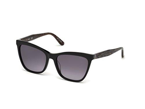 Guess GU7520 05B 56 Montures de lunettes Noir (Nero), Mixte Adulte