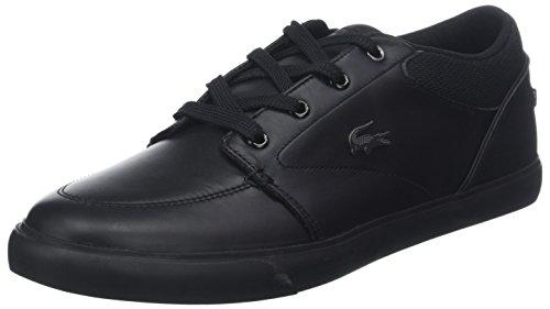 Lacoste Herren Bayliss 318 2 Cam Sneaker, Schwarz (Blk/Gry 231), 43 EU