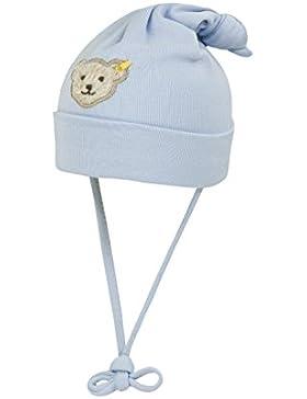 Steiff Unisex - Baby Mütze 0006670 Mütze Gr. 47 Cm Kopfumfang
