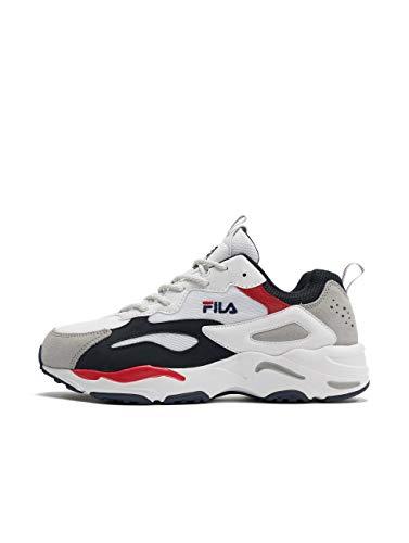 Fila Herren Sneakers Heritage Ray Tracer weiß 43