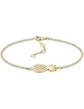 Elli Damen Armband Ananas