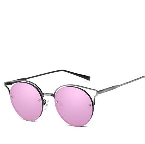 CASEY-L Damen-Sonnenbrille, UV-Schutz Europa und die Vereinigten Staaten Trend Unisex-Persönlichkeit Brille Lightweight Fashion Outdoor D