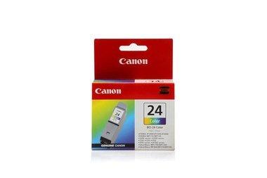 Canon S 330 (BCI-24 C / 6882 A 002) - original - Tintenpatrone (cyan, magenta, gelb) - 130 Seiten - 15ml -