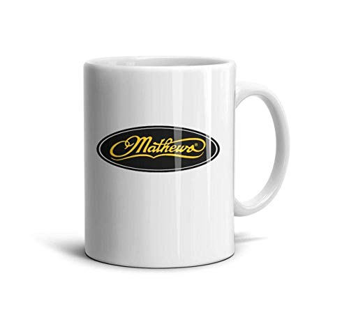 BHWYK Cute Cool Special White Daily Use  Inspirational-Mathews-Classic-Archery-Coffee Mug Teamugs Santa Claus  Brithday Gift Office Lovers Home Decor