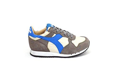 Softee Tour K3 - Hommes Chaussures De Sport, Bleu / Argent, Taille 46