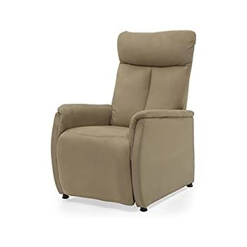 Urban Ladder Bertie Compact Single Seater Manual Fabric Recliner (Camel Brown)  sc 1 st  Amazon.in & Tulip Recliner Chair (Black): Amazon.in: Electronics islam-shia.org