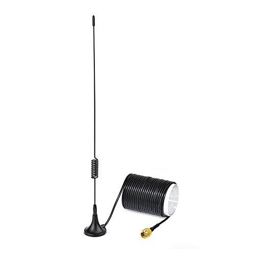 Eightwood 868 MHz Antenne SMA Antenne mit 500cm SMA Verlängerung für Homematic CCU3 CCU2 Raspberry Pi-HM-MOD-RPI-PCB- Bausatz Fibaro ELV Bausatz RaspberryMatic PiVCCU MEHRWEG Ccu Kit