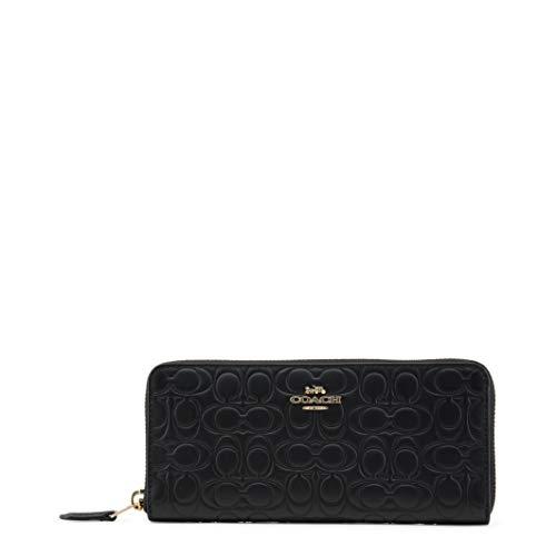 Coach Women Wallet Black Genuine Designer Wallet RRP £150.00