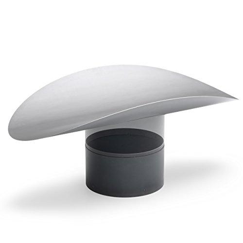 höfats - ELLIPSE Fuss - erhöht Feuerstelle um 18 cm - einfache Steck-Montage - Zubehör für ELLIPSE Feuerschale (Einfache Feuerstelle)