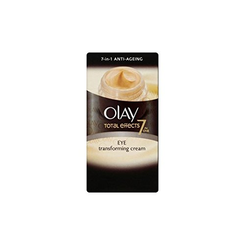 Olay Total Effects Hydratant Eye Cream Transformer (15ml) (Pack de 2)