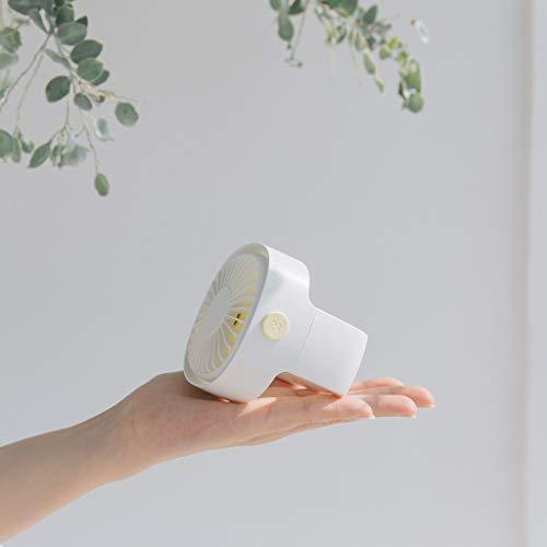 Zuhause Dekoration Zum Party Hochzeit Weihnachten Festival,USB-Lüfter Ultra-leiser dritter Gang Mini-Lüfter mit 4inch für Office-Desktop