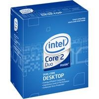 Intel Core 2 Duo E7300-2.66 GHz, 3MB Cache, 1066 MHz FSB - Skt 775 - SLAPB - Tray