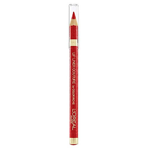 Loreal Paris Color Riche Lip Couture, Perfect Red, 1.6g  available at amazon for Rs.570