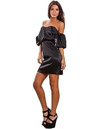 Amazon.it  Donna Tubino Nero - toocool-shop   Vestiti   Donna ... 66a869944f0