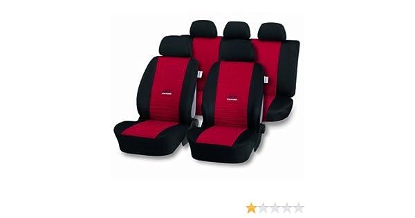 Ford C-MAX Autositzbezug Schonbezüge Sitzbezüge GT-Turbo rot