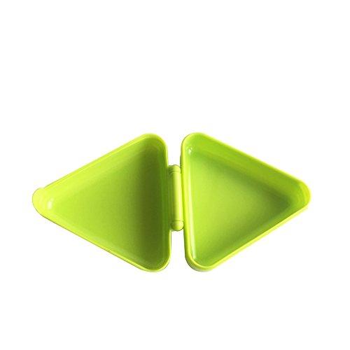 Aihome dreieckige Sushi-Form, Onigiri Reisschüssel, Bento-Presse, japanischer Küchenhelfer a