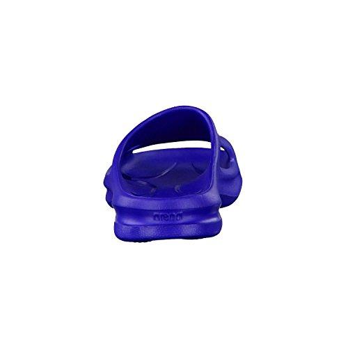 Arena 0000081266, Infradito Bambino Bleu (Blue / Yellow)