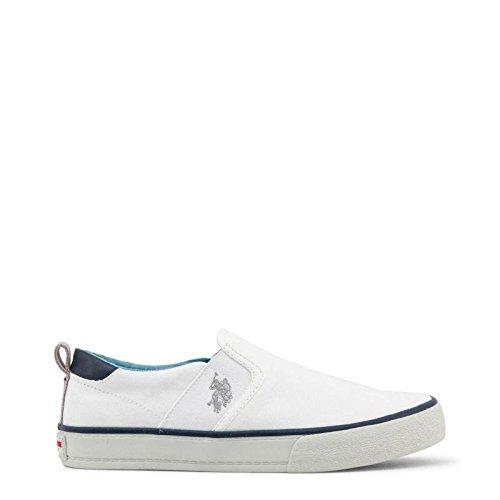Sneaker Polo in Tessuto con Para in Gomma e Logo Laterale (Lauren Polo Ralph Watch)