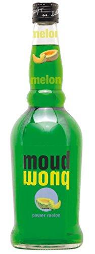MOUD - Power Melon, 20% Vol. 0,7 ltr. Melonenlikör Cocktails