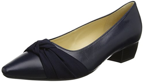 Gabor Shoes Damen Basic Pumps, Blau (Ocean), 38 EU