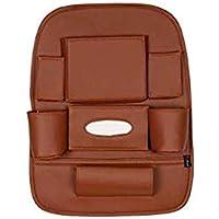 Autofurnish 3D Car Auto Seat Back Multi Pocket Storage Bag Organizer Holder Hanger Accessory?