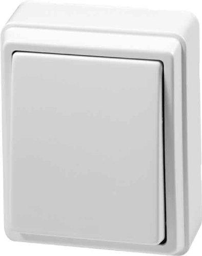 feuchtraum taster aufputz Somfy 9000008 Innentaster AP Zubehör für Garagentorantrieb