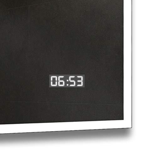 FORAM Adiciones al Espejo LED (Reloj LED)