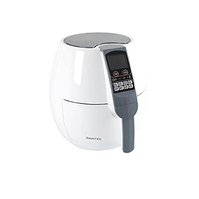 Suntec Fritteuse Fri 9721 Lfrei 22 L Fassungsvermgen Timer Funktion Regulierbare Temperatur Max 1800 Watt