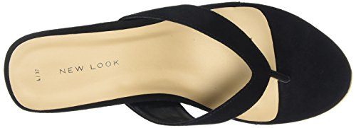 New Look Damen Prolong 2 Sandalen Black (01/Black)