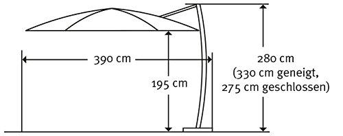 Ampelschirm - Schneider - 792-16