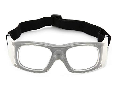 MaxAst Sonnenbrille Brille Motorrad Herren Schutzbrille Winddicht Light Grau
