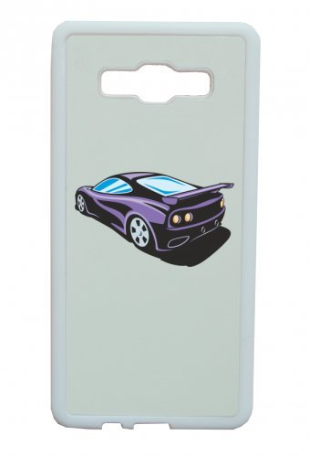 Smartphone Case Hot Rod Sport carrello auto d epoca Young Timer shellby Cobra GT muscel Car America Motiv 9684 per Apple Iphone 4/4S, 5/5S, 5 C, 6/6S, 7 & Samsung Galaxy S4, S5, S6, S