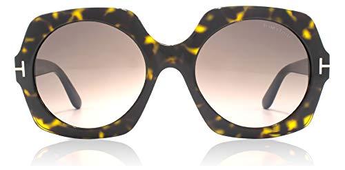 Tom ford sonnenbrille sofia (ft0535 52t 57)
