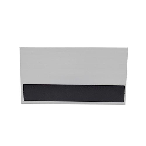 seatrend 150x 80mm magnetisch Label Inhaber Name Card Frame Datei Schublade Tag für Supermarkt & Bibliothek (Frame Schublade-datei)
