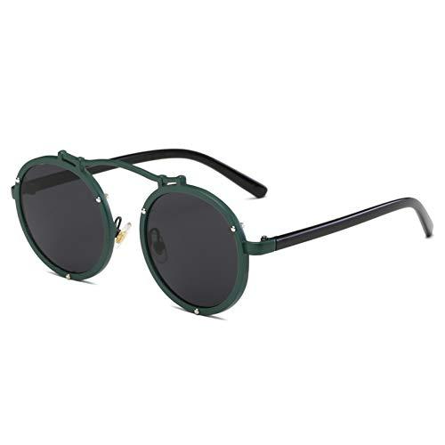 CCTYJ Sonnenbrillen Sonnenbrillen Damen Herren Sonnenbrillen Rund Damen Brillen Für Herren Sonnenbrillen