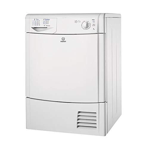 INDESIT- Idc 75 B Fr - Seche-linge frontal - Condensation - 7kg - B - 69dB - Blanc