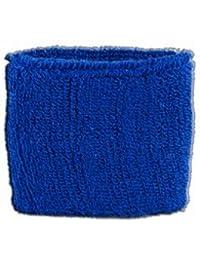 Digni® Poignet éponge avec drapeau Unicolore Bleu