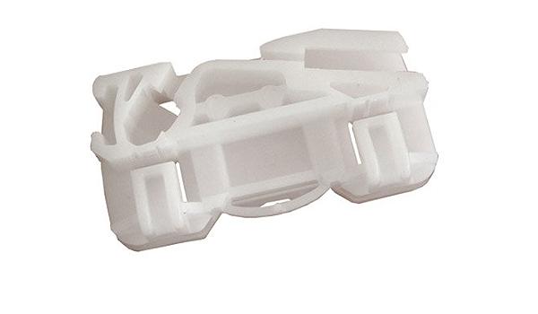 Myshopx C30fensterheber Reparatursatz Gleitbacke Schiebetür Seilzug Gleitstück Fenster Fensterheber Reparatursatz Clip Fensterheber Rolle Wickler Rolle Umlenkrolle Auto